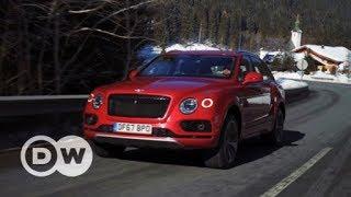 Luxury off road: Bentley Bentayga V8 | DW English - DEUTSCHEWELLEENGLISH