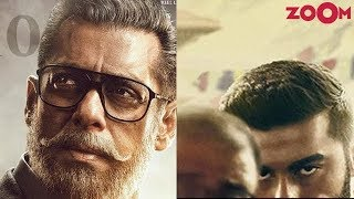 Salman Khan's first look from Bharat surprises fans | Arjun shares first look of India's most wanted - ZOOMDEKHO