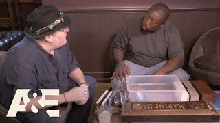 Storage Wars: Bonus - Popper's Origin Story (Season 11) | A&E - AETV