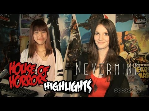 Two Girls, Many Cups, And One Horrifying Tragedy In Nevermind - House of Horrors Highlights