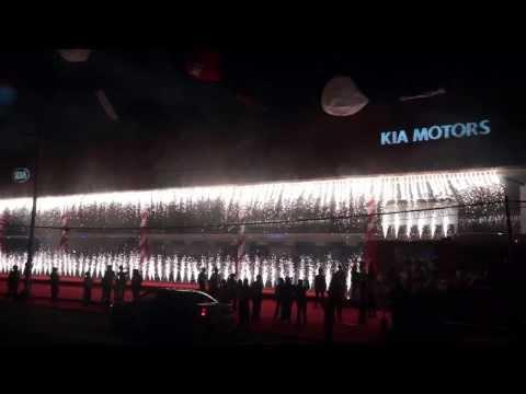 KIA Car Showroom Opening Ceremony, Event Organized By John Lwin, Stars & Models Int