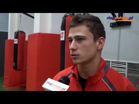 Wywiad z Dawidem Michelusem przed spotkaniem z Algeria Desert Hawks