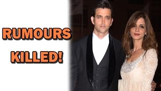 Hrithik Roshan and Suzzane Roshan's divorce case | Bollywood News