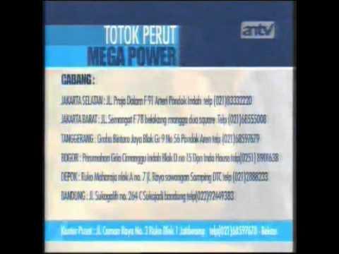 Klinik Totok Perut dan Rumah Aura Mega Power di ANTV
