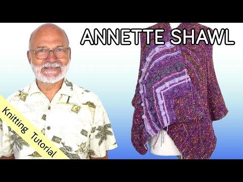 SKEINO Annette Shawl