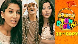 Fun Bucket | 32nd Copy | Funny Videos | by Harsha Annavarapu - TELUGUONE