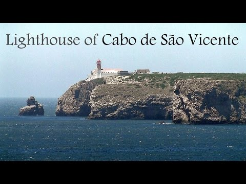 ALGARVE: Lighthouse of Cabo de São Vicente, Sagres (Portugal) HD