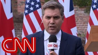 President Trump refuses question from CNN's Jim Acosta - CNN