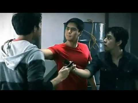 TM TVC 2013 (part 1) with John Cando, Inigo Cruz, Coco Martin