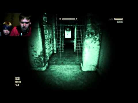 Outlast Part 4 [BLIND] Der Big Boss mal wieder :(