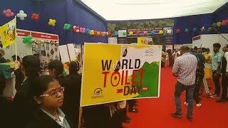 World Toilet Day programme organised at Constitution club in Delhi - TIMESOFINDIACHANNEL