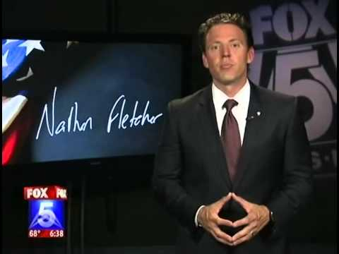 FOX5 News: Nathan Fletcher on Balboa Park