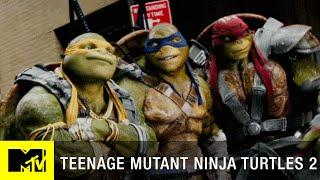 Teenage Mutant Ninja Turtles 2: Out of the Shadows (2016 Movie) | Embrace Your Inner Turtle | MTV - MTV