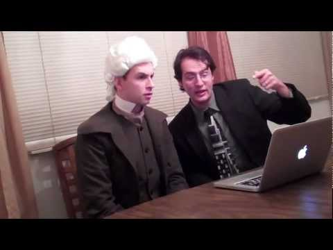 John Adams Learns of the Advancements in the Navy