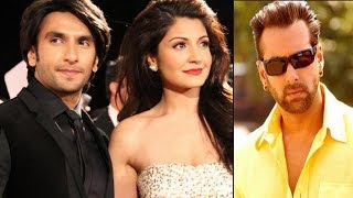 Salman Khan's Life - A documentary,  Ranveer Singh and Anushka Shrama's friendship REVIVED