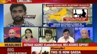 NewsX Exclusive: Qaeda recruitment blueprint revealed - NEWSXLIVE