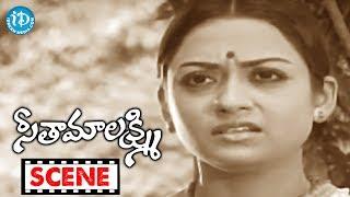 Seetha Mahalakshmi Movie Scenes - Chandra Mohan Fires On Director Murthi || Chandra Mohan - IDREAMMOVIES