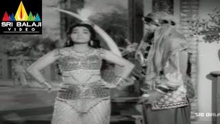 Alibaba 40 Dongalu Movie Kaikala Kidnapping to Jaya Lalitha || NTR, Jaya Lalitha - SRIBALAJIMOVIES