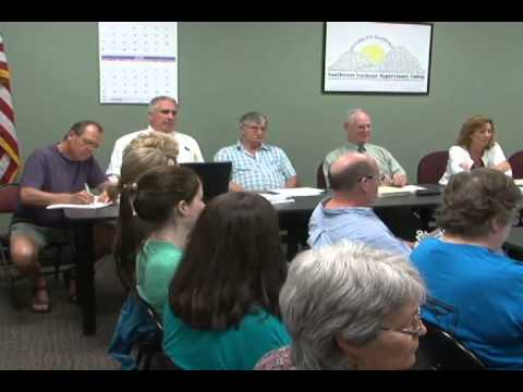 Bennington School District Emergency Meeting - 5/23/13