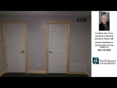 1307 Summit St, New Haven, IN REAL ESTATE VIDEO Denise Smothermon.