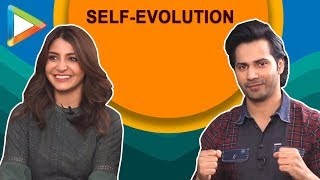 "Anushka Sharma: ""Everything in life is a part of SELF-EVOLUTION"" - HUNGAMA"