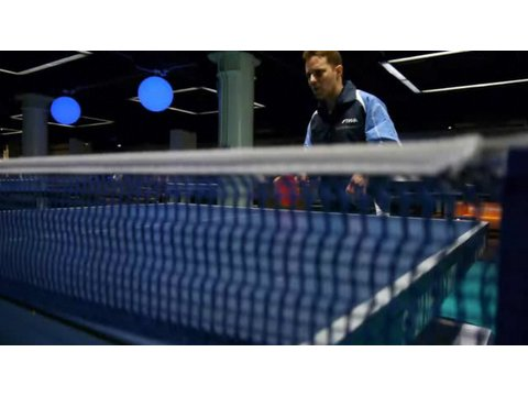 Table Tennis Strokes: Forehand Drop Shot