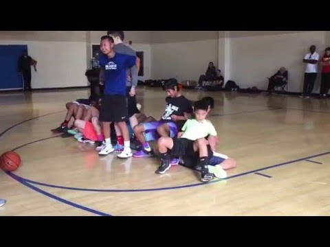 Drills and Skills Basketball - Lessons in Team Work