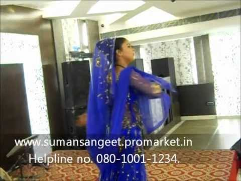 Billo Rani....Solodance (Muzra) in. Ladies Sangeet By. 080-1001-1234.