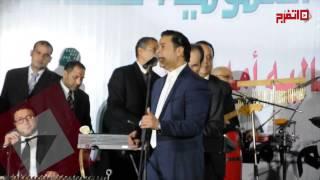 مدحت صالح يحيي حفل الجمعية العمومية لنساء مصر