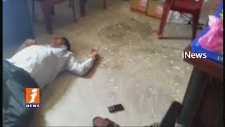 iNews Effect | Higher Officials Suspends Tungaturthi Gurukul School Drunken Principal | iNews - INEWS