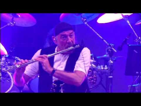 PFM &amp; Ian Anderson - Bouree - Live Prog Exhibition