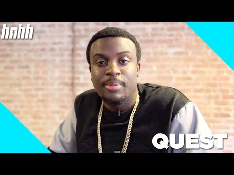 QuESt  - QuESt Talks About Come Up & Possibility Of Collabing With Logic