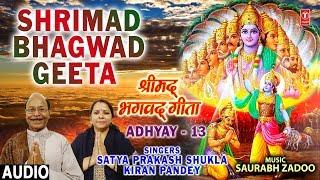 श्रीमद भगवद गीता,Shrimad Bhagwad Geeta Chapter 13, I Latest Audio, SATYA PRAKASH SHUKLA,KIRAN PANDEY - TSERIESBHAKTI