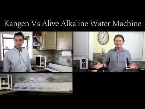 What's important in an Alkaline Water Machine? - (Alkaline Water Machines)  pH Test-#2