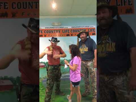 Turtleman Live at Contry Life Fest