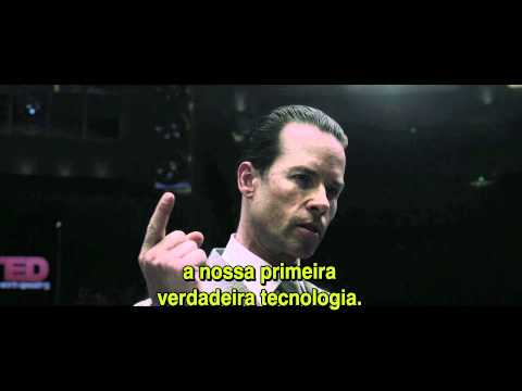 TED 2023 por Peter Weyland - Prometheus - Legendado