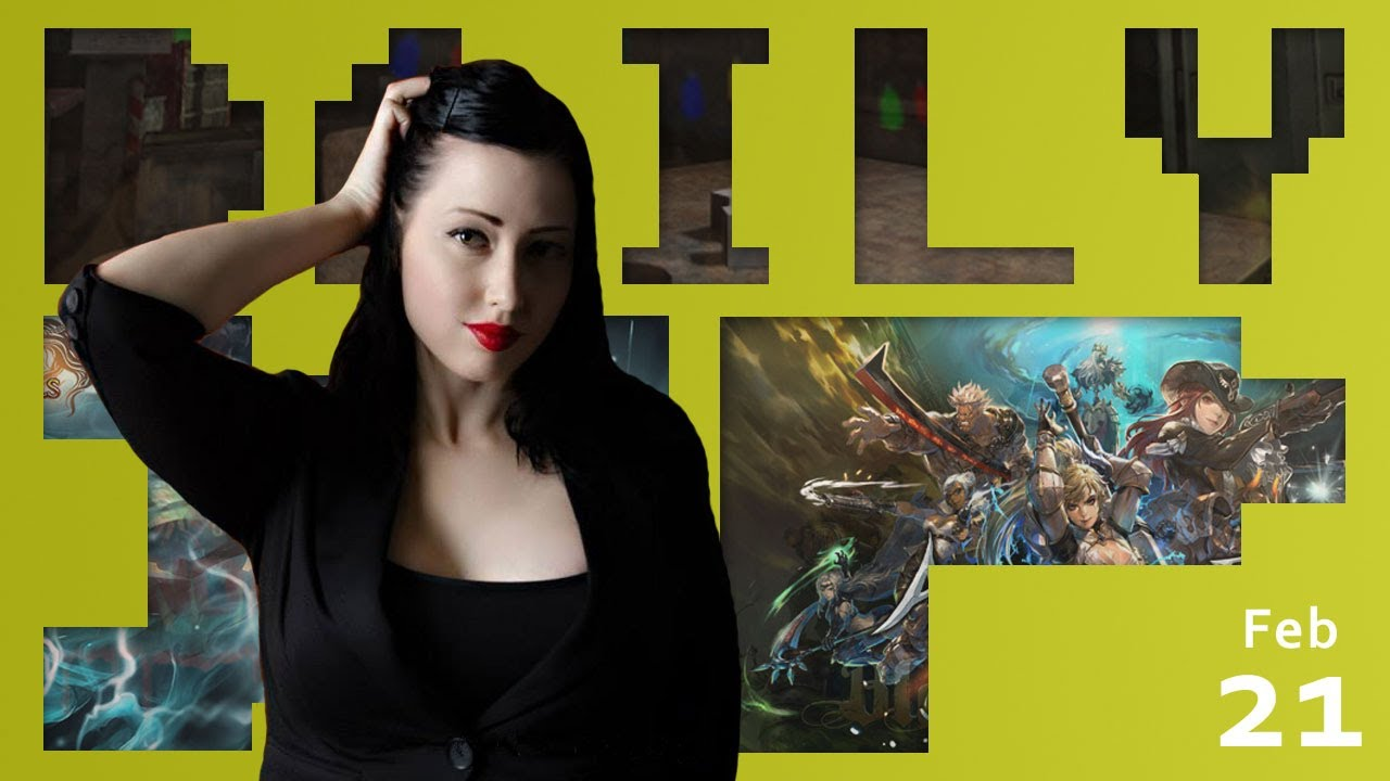 Legends of Silkroad, Eclipse War Online and more! | The Daily XP February 21st