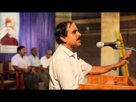 Hindu Concept of God Speech by Dr N Gopalakrishnan