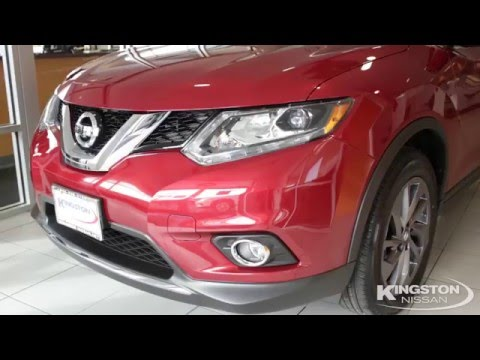 Video  of this 2017 Nissan Rogue AWD S