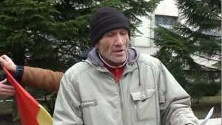 Veteranul a sesizat procuratura de la Căușeni