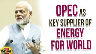 PM Modi Said ISA can replace OPEC in future as key supplier of energy for world | Mango News - MANGONEWS