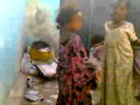 Somali baby girls dancing Ithopian song