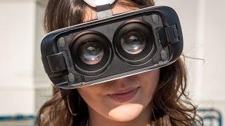 Samsung Gear VR - обзор очков виртуальной реальности от сайта Keddr.com