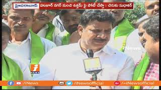 Inti Party Will Contest In All constituencies in Telangana | Cheruku Sudhakar Face To Face | iNews - INEWS