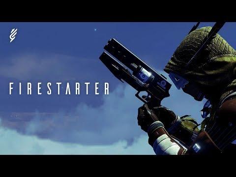 Firestarter: A Destiny 1 Raiding Montage