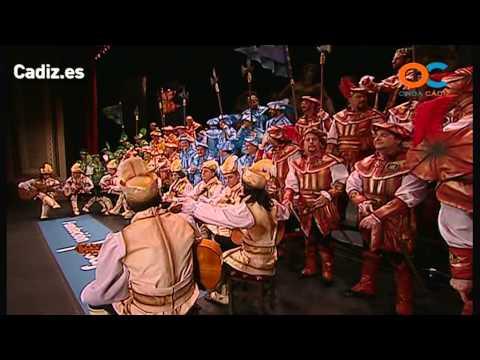 Sesión de Preliminares, la agrupación Los cuatro reinos actúa hoy en la modalidad de Coros.