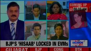 Decision 2017: Modi is all set to sweep; all eyes on scale of win - NEWSXLIVE