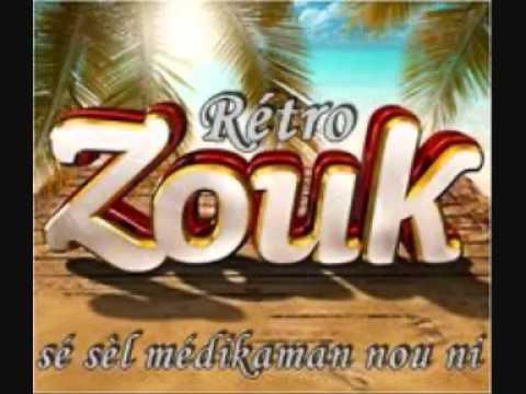 mix retro zouk souvenir dj ridgy