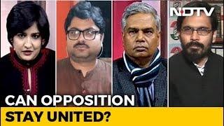 Government vs 'Gathbandhan': Battlelines Drawn - NDTV