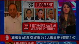 Dr. Subramanian Swamy speaks exclusively to NewsX over judge loya death case - NEWSXLIVE